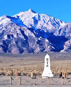 Manzanar Internment Camp at Death Valley National Park