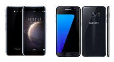 Honor Magic VS Galaxy S7 Edge: Comparison of Edgy smartphones