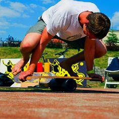 keep your balance on trickboard!