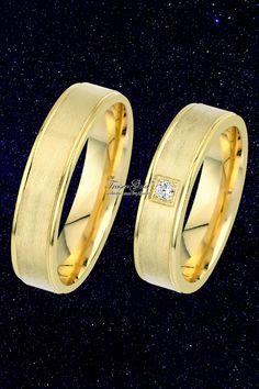 Cumpara online Verighete Aur TRSV1054 de pe trasergold ro la cele mai bune preturi! Oferte Verighete Aur de la 2 290,00 RON! Aur, Rings For Men, Board, Jewelry, Men Rings, Jewlery, Jewerly, Schmuck, Jewels