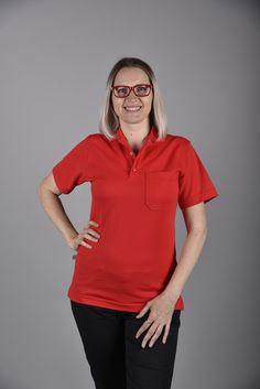 In 17 Farben erhältlich Cotton Club, Polo Shirt, Athletic, Jackets, Shirts, Tops, Women, Fashion, Professional Wear