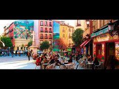 Madrid Barrio a Barrio: El Madrid gastronómico - YouTube