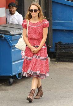 Natalie Portman Clothes