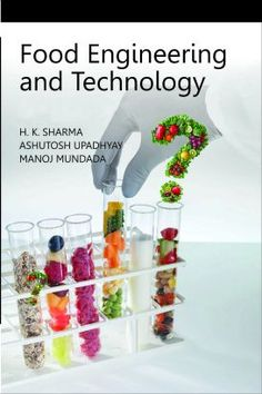 Agriculture Books, Food Engineering and Technology (PB), Online Bookstore www.nipabooks.com