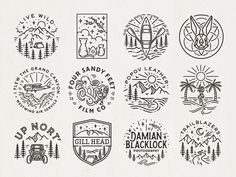Recent Logos designed by Liam Ashurst. Connect with them on Dribbble; the global community for designers and creative professionals. Typography Logo, Logos, Art Logo, Badge Design, Logo Design, Isometric Design, Illustration, Doodle Designs, Patch Design