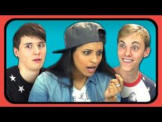 YouTubers React to K-pop #2 i love k-pop so this was fun to watch