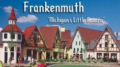 Frankenmuth... HAHAHA I had to post this. I can't believe people have out little hometown on Frankenmuth on Travel! I know a few people on here will enjoy this. ;)