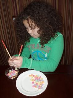 """Valentine's Day Classroom Games...Love the """"Steal My Heart """" game with the chopsticks and candy hearts !"""