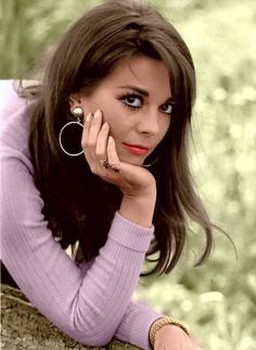 Natalie Wood - July 20, 1938-Nov.29, 1981. She was terrified of water from an…