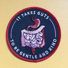 Patch - It Takes Guts