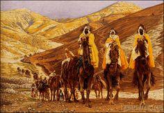 Todos sabemos la historia de los Reyes Magos, pero nuestro conocimiento de ellos es escaso, ya que procede de la exigua información que sobre los mismos nos aporta el Evangelio de San Mateo