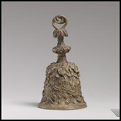 Handbell Date: 19th century Geography: Russia Medium: Brass