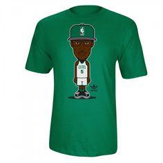 #celtics Kevin Garnett Geeked Up T-Shirt...cool!!!
