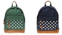mochilas de moda para adolescentes 2014 negras - Buscar con Google