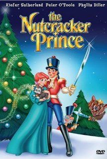 The Nutcracker Prince dvd or if it can be found on bluray even better. The best Nutcracker movie :D