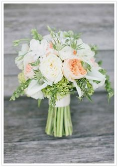 waterfall rustic bouquet - Google Search