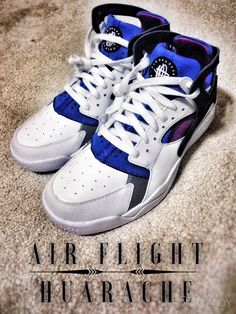 cc6add616a0fc My new kicks addition to collections  airflighthuarache  nike