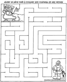 Labyrinths to download - Labyrinths Kids Coloring Pages