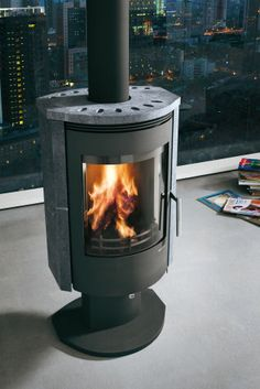 AGNESE , Wood Burning Stoves by Palazzetti