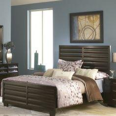 Modus Furniture Contour Panel Bed Ads Lowest Price