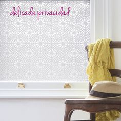 Privacy window treatment