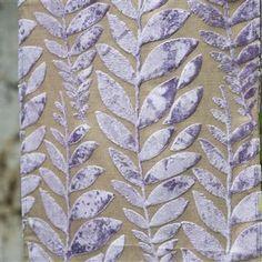 foglia - iris fabric | Designers Guild