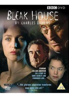 TV - Bleak House - A great adaptation! This is from 2005,but it's Dickens, so it doesn't matter! I didn't watch it before now. Very well done. Made me realise Dickens and Twain remind me of each other- they way they are masterful storytellers! Similar styles of narrative-at least here :).