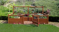 Vegetable Garden Systems
