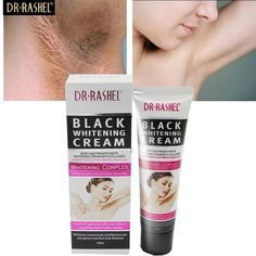 Straightforward Care Private Part Armpit Whitening Cream Elbow Knee Thigh Lightening Bath & Shower