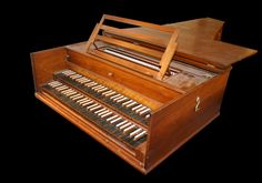 Harpsichord Keyboard Instruments