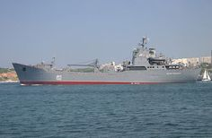 "Russian Large Landing Ship ""Nikolay Filchenkov"""