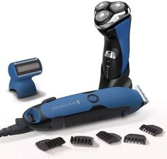 Get a close cut every time with this Remington WetTech Power Series rotary shaver and head, beard and body groomer. Shaving Body Hair, Men's Shaving, Best Cyber Monday Deals, Body Groomer, Hair Shaver, Power Series, Best Black Friday, Wet And Dry, Rotary
