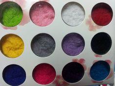 Terciopelo $500 c/u Eyeshadow, Beauty, Velvet, Accessories, Style, Eye Shadow, Eye Shadows, Beauty Illustration