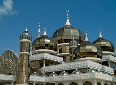 Crystal Mosque (Masjid Kristal): Kuala Terengganu, Terengganu, Malaysia