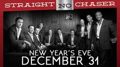Straight No Chaser, December 31, 2015 at McCaw Hall. #McCawHall #SNC #Concert #Seattle #NYE2015 #NYE15