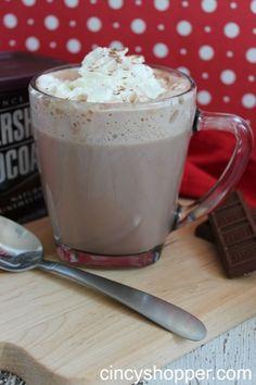 Traditional Hot Cocoa Recipe