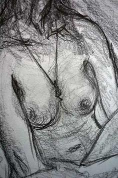 Daphné par JC Debray (Atelier Artmedium le 17 juin 2014) - Crayon graphite