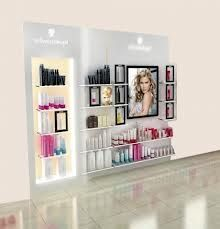 salon retail displays