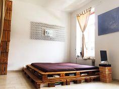 Ein Tolles DIY Sofa In Der WG Kostensparend Und Sehr Schick Diy Mobel Ideen Wohnzimmer