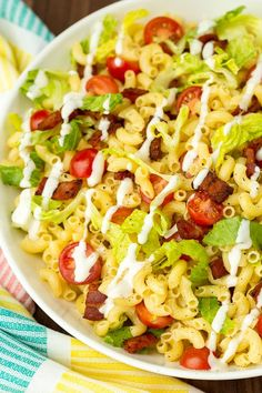 Pasta salads, bbq salads, pasta salad recipes, summer salads, s Tortellini, Orzo, Bbq Salads, Blt Pasta Salads, Healthy Salads, Summer Salad Recipes, Summer Salads, Summer Food, Picnic Recipes