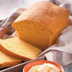 Buttercup Yeast Bread Recipe Great for the Butternut Squash in my Bountiful Basket