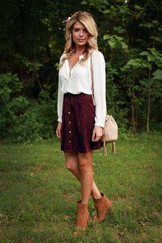 Autumn Rush Skirt