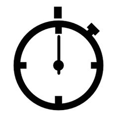 chronometer icon vector (256×256)