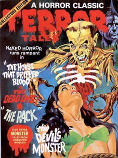 Terror Tales - Eerie Publications