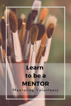 Learn to be a Mentor. Resources for Mentoring Volunteers| via http://michaelkimmig.eu/learn-to-be-a-mentor-resources-for-mentoring-volunteers/ | Image: Alex Mihis via unsplash.com