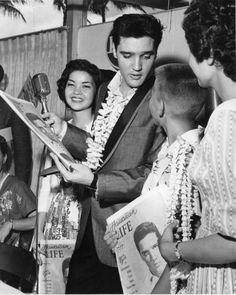 Elvis Presley Mar 25 1961 Honolulu U.S.S.Arizona Benefit Concert