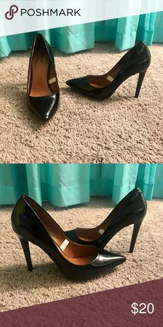 Pumps Worn once great shoe for work! I have too many pumps which is why I'm selling them. Mossimo Supply Co Shoes Heels