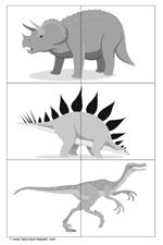 Dino ideas from 1+1+1=1