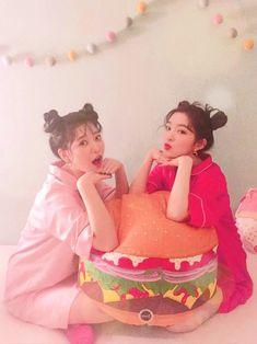 Red Velvet - Yeri and Irene! ❤️