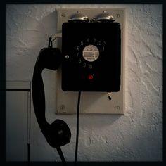 Vintage Phone shot in Zermatt Vintage Phones, Zermatt